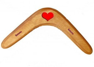 Boomerang of Love